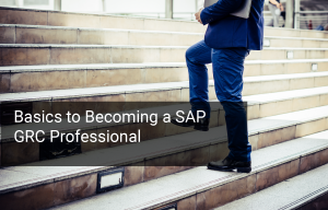 Your First Steps Towards Becoming a SAP GRC Professional