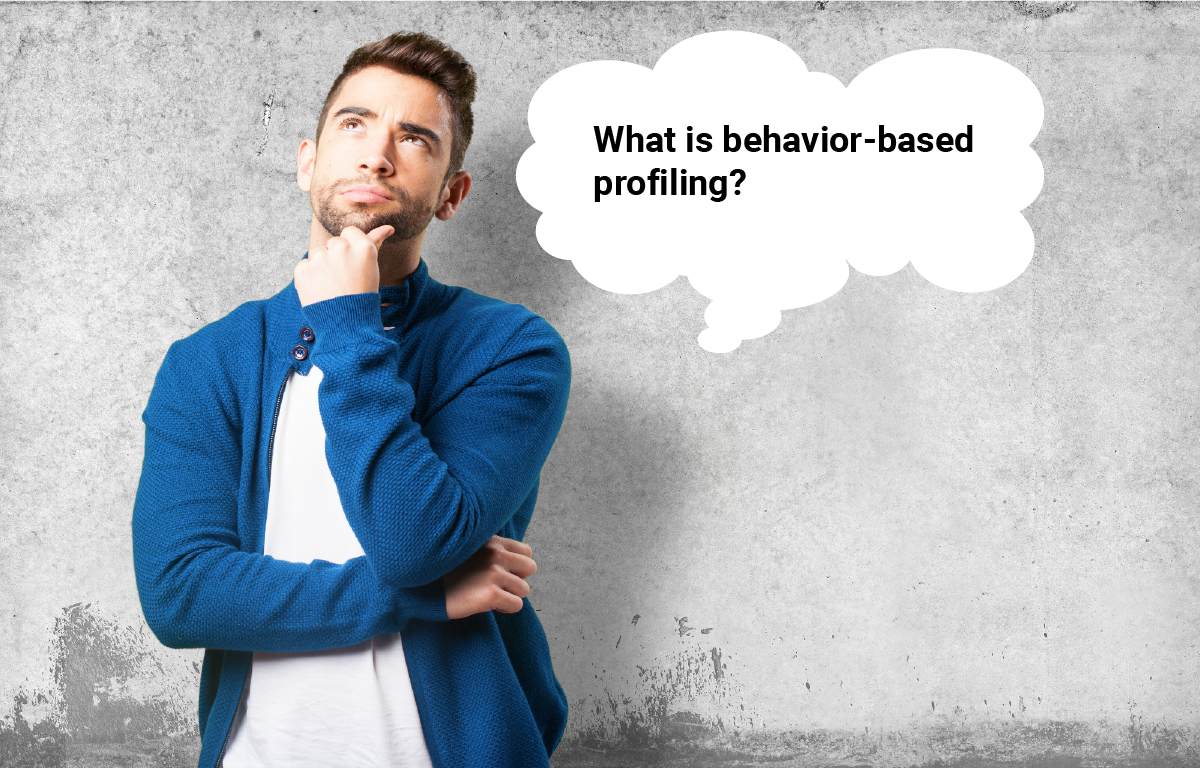 What is behavior profiling